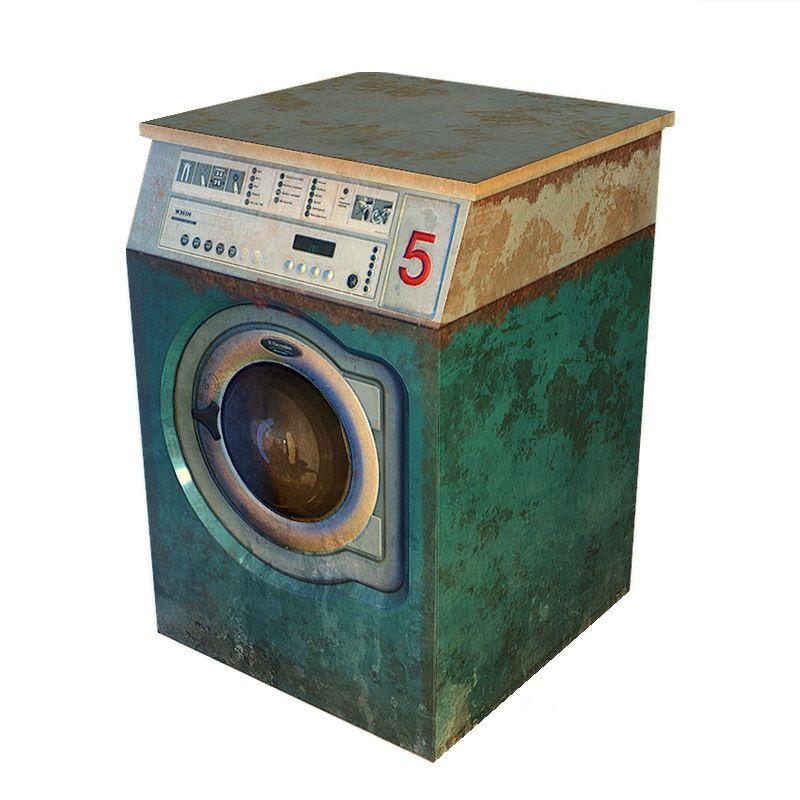 Вывоз стиральных машин в Москве