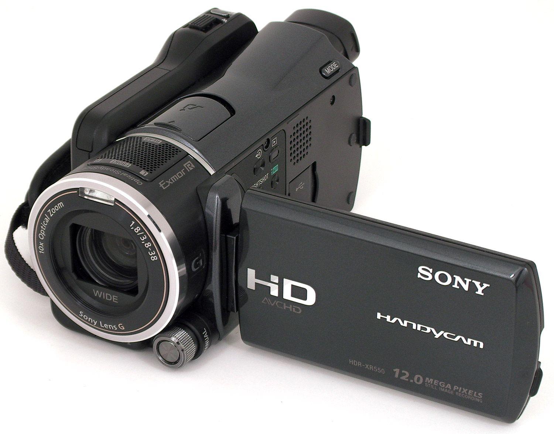 Утилизация видеокамер